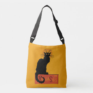 Chat Noir Cross Body Bag