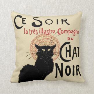 Chat Noir Cushion