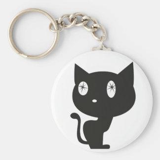 Chat Noir Porte-clé