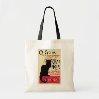 Chat Noir Tote Bag