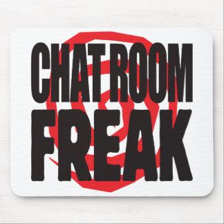 Chat Room Freak Mousemat