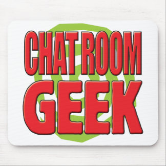 Chat Room Geek Mouse Mat