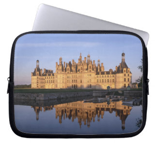 Chateau Chambord, Loire Valley, France Laptop Sleeve