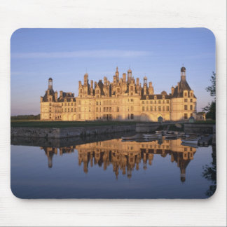 Chateau Chambord, Loire Valley, France Mousepad