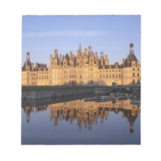 Chateau Chambord, Loire Valley, France Notepad