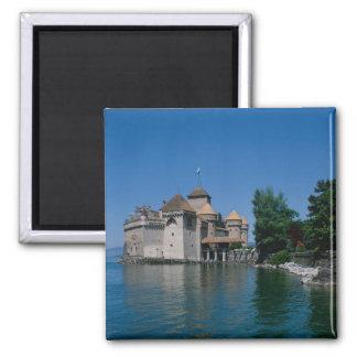 Chateau Chillon, Lake Geneva, Vaud Canton, Magnets