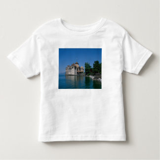 Chateau Chillon, Lake Geneva, Vaud Canton, Toddler T-Shirt