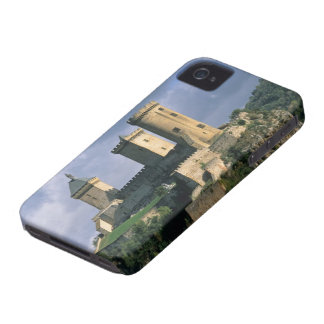 Chateau Comtal Chateau of the Counts of iPhone 4 Case