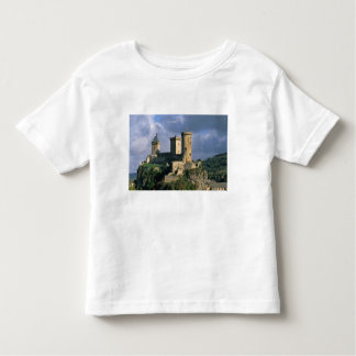 Chateau Comtal Chateau of the Counts of Toddler T-Shirt