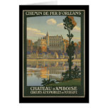 Chateau d'Amboise Greeting Cards