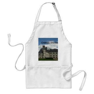 Château d'Amboise (St.K) Standard Apron