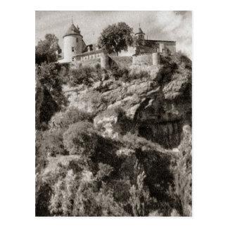 Chateau de Belcastel, Soulliac Postcards