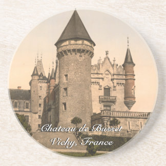 Chateau de Busset, near Vichy, France Coaster