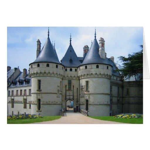 Château de Chaumont sur Loire Cards