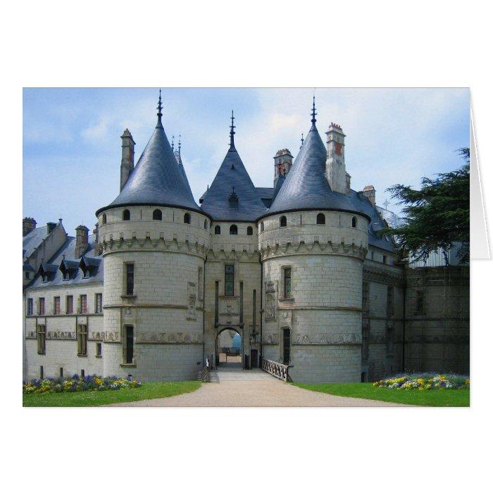 Château de Chaumont sur Loire Greeting Card