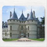Château de Chaumont sur Loire Mousepad