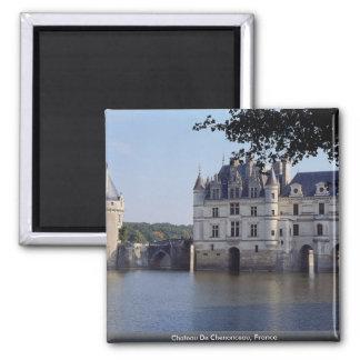 Chateau De Chenonceau France Fridge Magnet