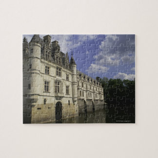 Chateau de Chenonceau in France Jigsaw Puzzle