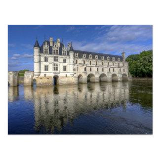 Chateau de Chenonceau of France Postcard