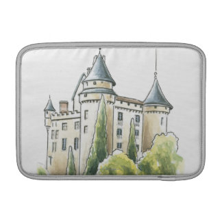 Chateau de Mercues, France MacBook Sleeve