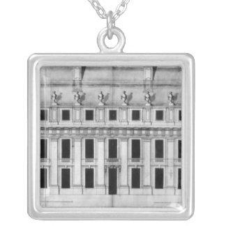 Chateau de Vincennes Silver Plated Necklace