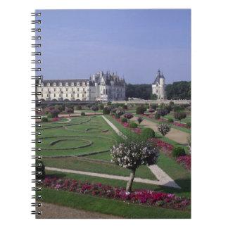 Chateau du Chenonceau, Loire Valley, Notebook
