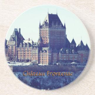 Chateau Frontenac Coaster