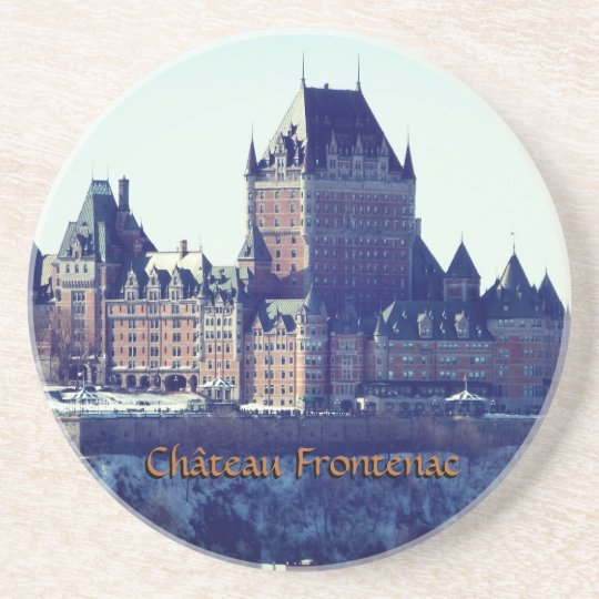 Chateau Frontenac Coaster