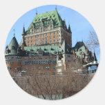 Château Frontenac, Québec, Canada Sticker