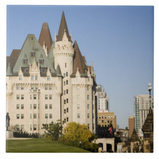 Chateau Laurier Hotel in Ottawa, Ontario, Canada 2 Tile