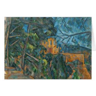 Chateau Noir, 1900-04 (oil on canvas) Card