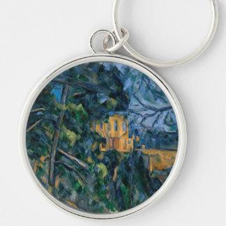 Château-Noir by Cezanne Key Chain
