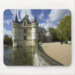 Chateau of Azay-le-Rideau, Indre-et-Loire, 3 Mouse Pad