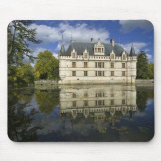 Chateau of Azay-le-Rideau, Indre-et-Loire, 4 Mouse Pad