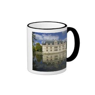 Chateau of Azay-le-Rideau, Indre-et-Loire, 4 Ringer Mug