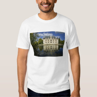 Chateau of Azay-le-Rideau, Indre-et-Loire, 4 Tees