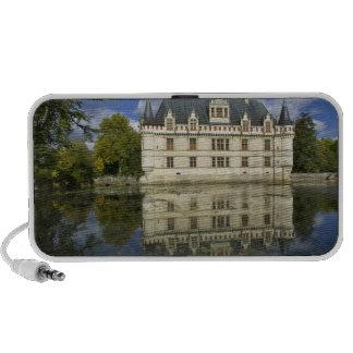 Chateau of Azay-le-Rideau, Indre-et-Loire, 4 Travel Speaker
