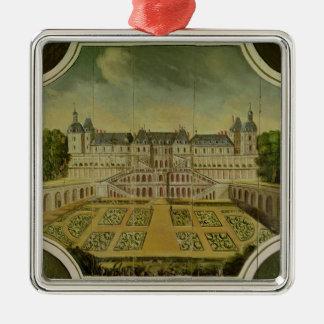 Chateau Saint-Germain-en-Laye Christmas Ornament