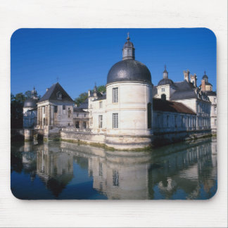 Chateau Tanlay, Tanlay, Burgundy, France Mouse Pad
