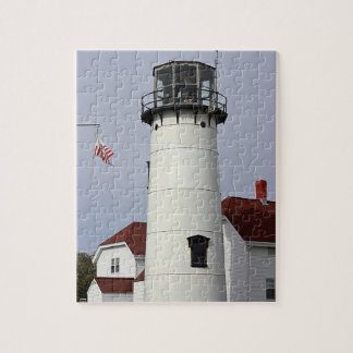 Chatham Light Jigsaw Puzzle