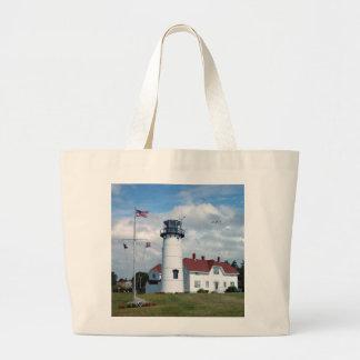 Chatham Light Large Tote Bag