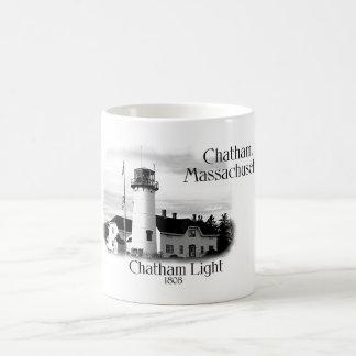 Chatham Light - Massachusetts Basic White Mug