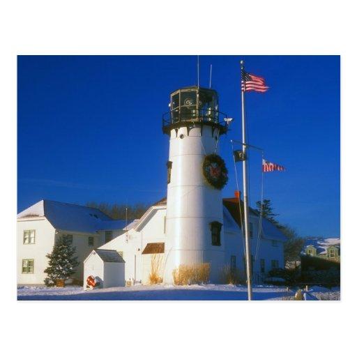 Chatham Lighthouse Cape Cod Postcards