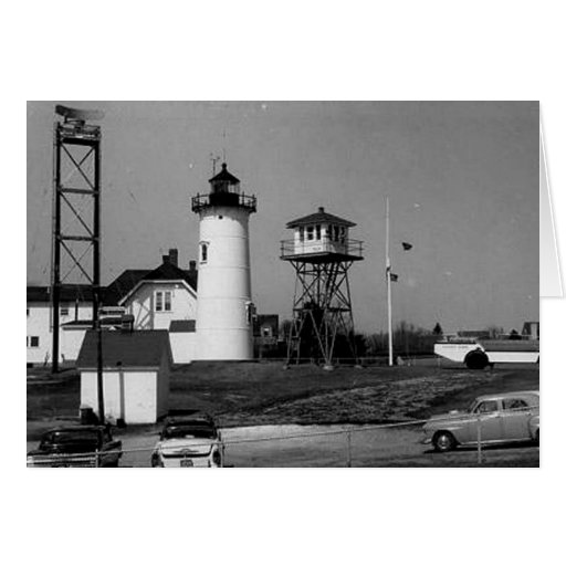 Chatham Lighthouse Greeting Cards