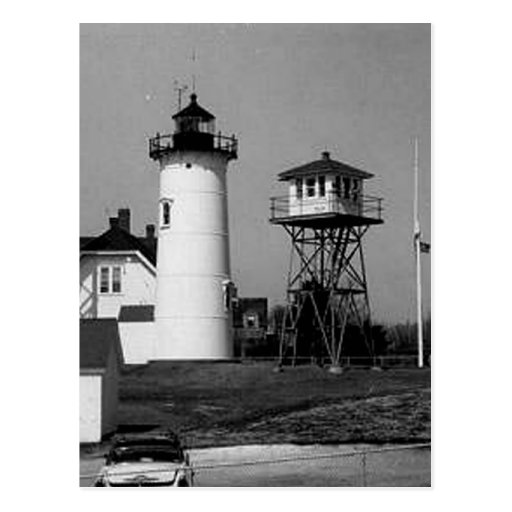 Chatham Lighthouse Post Card