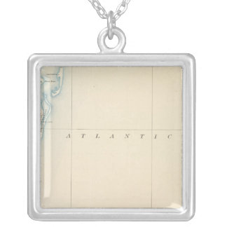 Chatham, Massachusetts Silver Plated Necklace