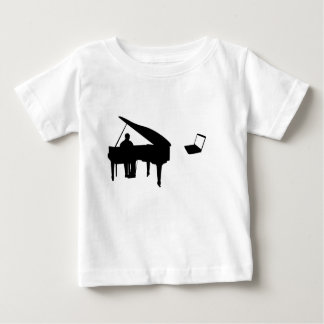 CHATROULETTE PIANO IMPROV BABY T-Shirt