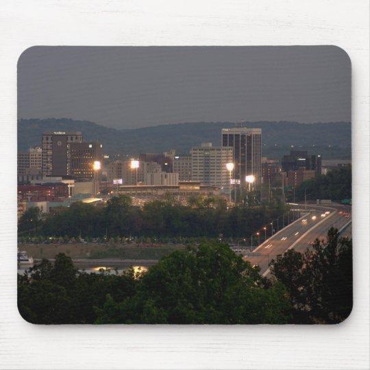 Chattanooga city Mousepad