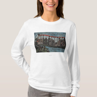 Chattanooga, Tennessee (River Scene) T-Shirt