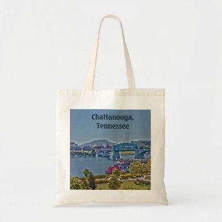 Chattanooga, Tennessee Tote Bag